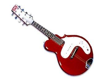 massiv kropp, Elektrisk Mandolin / Mandola 8-sträng, perfekt skick - Biot - massiv kropp, Elektrisk Mandolin / Mandola 8-sträng, perfekt skick - Biot