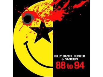 Bunter Billy Daniel & Sanxion: 88 To 94 (3Vinyl LP)