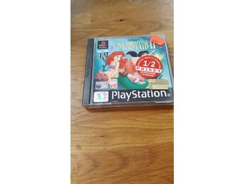 DISNEYS THE LITTLE MERMAID II PS1