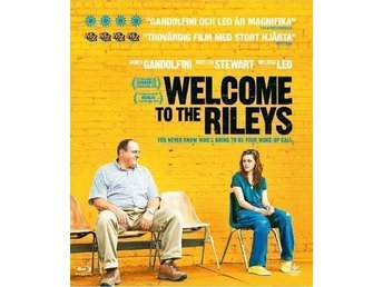Welcome to the Reilys.. James Gandolfini.. Blu-Ray.. Ny..
