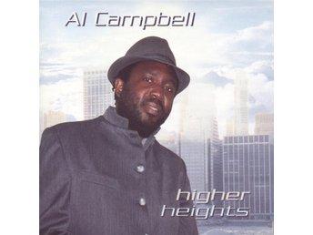 Al Campbell - Higher Heights - 2002 - CD - Bålsta - Al Campbell - Higher Heights - 2002 - CD - Bålsta