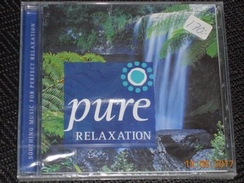 PURE RELAXATION Soothing Music inplastad CD New World Music England 2001