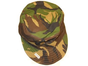 Dutch Fight Cap Army Camouflage 58.