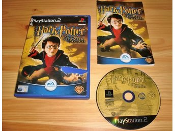 PS2: Harry Potter and the Chamber of Secrets