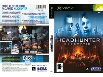 HEADHUNTER REDEMPTION - Orginal xbox
