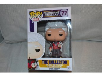 The Collector (Pop! Figur Marvel) No. 77 Pop Guardians of th