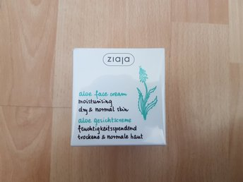Ziaja Aloe Face Cream - Dry/Normal Skin