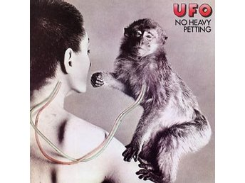 UFO: No heavy petting 1976 (Rem) (CD)