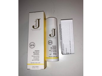 Jabushe Original intensive age defense Reduces wrinkles&Fine lines Glow Energy