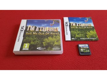 I'M A CELEBRITY GET ME OUTTA HERE till Nintendo DS NDS