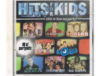 Hits for kids - this is how we party!