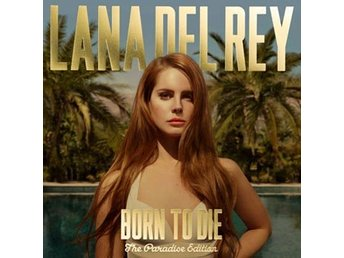 Del Rey Lana: Born to die (Paradise edition) (Vinyl LP)