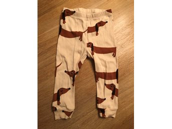 Mini Rodini leggings byxor tights 68/74