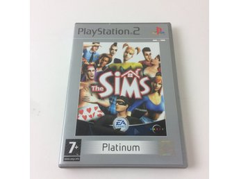 Sony, PS2-Spel, The sims