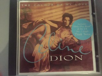 Ciline Dion - the colour of My love
