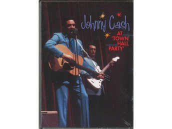 DVD Johnny Cash-At Town Hall Party