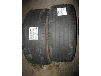 2st Beg Good Year Efficient Grip 225/45R17.