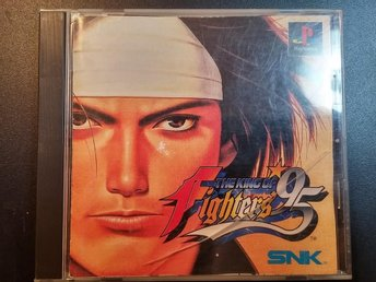 The King of Fighters 95 till Playstation - Fighting - Japanskt
