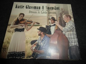 Katie Glassman - Dream a little dream - Digipack - 2014 - Ny