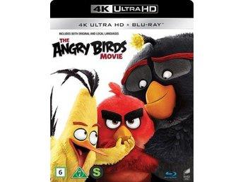 Angry Birds - Filmen (4K Ultra HD Blu-ray) - Nossebro - Angry Birds - Filmen (4K Ultra HD Blu-ray) - Nossebro