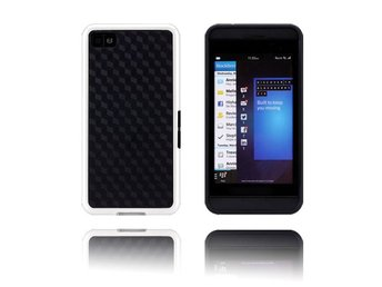 Edge (Vit) BlackBerry Z10 Skal
