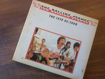 Rolling Stones - OUT ON BAIL - The 1978 US-Tour, CD