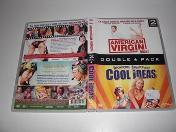 American virgin / Cool ideas  -  Double pack 2 DVD