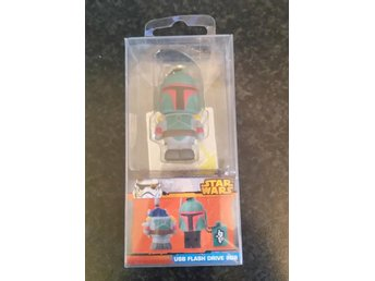 USB minne Star Wars Boba Fett 8GB NY