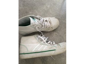adidas textil skor stl 40,5 - Lund - adidas textil skor stl 40,5 - Lund