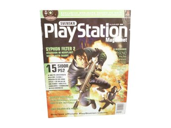 Svenska Playstation Magasinet Nr 29