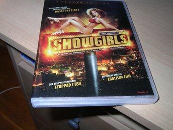 DVD SHOWGIRLS ELISABETH BERKLEY PAUL VERHOEVEN STUDIO S - Nacka - DVD SHOWGIRLS ELISABETH BERKLEY PAUL VERHOEVEN STUDIO S - Nacka