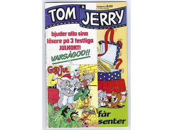 Tom & Jerry nr 11 1988