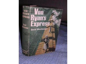 Westheimer, David - Von Ryan's Express (1st UK)