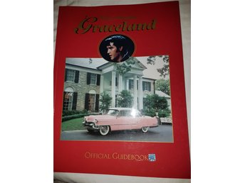 Elvis Presley Graceland guidebook