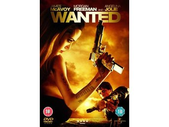 Wanted (Angelina Jolie) - DVD