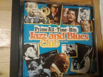 Prime All Time Hits Jazz And Blues Club Volume 1, Miles Davis Fats Waller Sidney