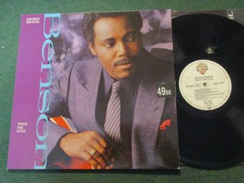"George Benson ""Twice The Love"""