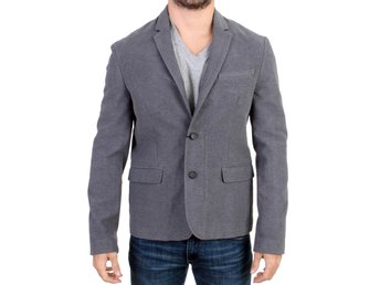 Costume National - Gray jacket cotton blazer