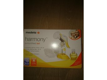 Bröstpump - Medela Harmony Pump& Feed set