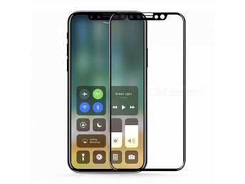 iPhone X 2- PACK Pansar CLEAR