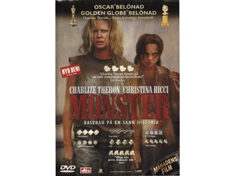 DVD - Monster (Charlize Theron) (Beg)