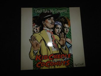 "Kid Creole & The Coconuts - Don´t take my coconuts -12""-1983"