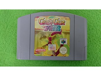 Centre Court Tennis N64 Nintendo 64