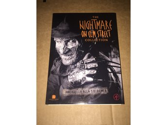 Nightmare on Elm Street collection - 7 filmer