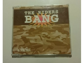 The Riders - Bang CDM (1994)