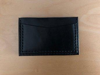 äkta skinn plånbok