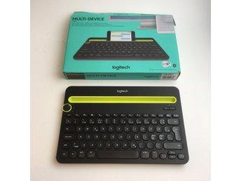 specialavsnitt kupongskod ny hög logitech k480 tangentbord