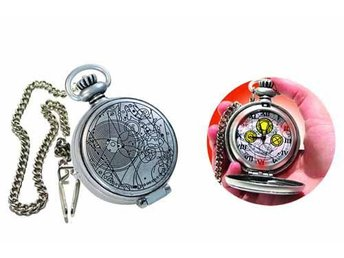 Doctor Who: 10th Doctor's Fob Watch