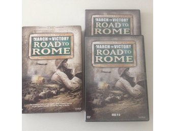 March To Victory - Road To Rome