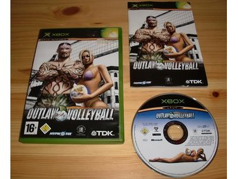Xbox: Outlaw Volleyball